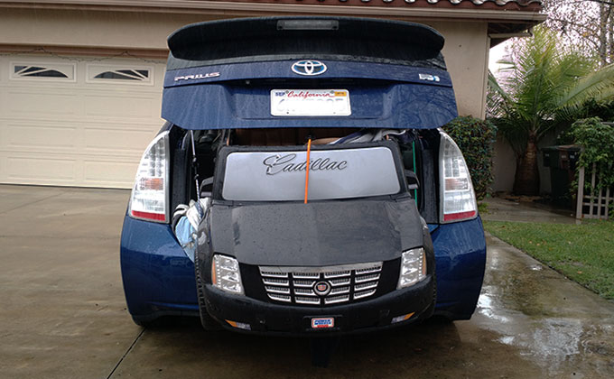 Hybrid Car News