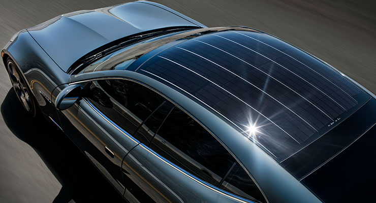 Karma, Revero Solar Panel Roof