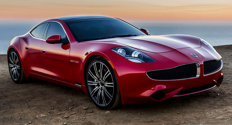 Revero From Karma Automotive The Best Looking Hybrid Sedan