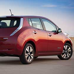 Nissan Leaf Discount