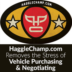 HaggleChamp.com Removes the Stress of Vehicle Purchasing & Negotiating