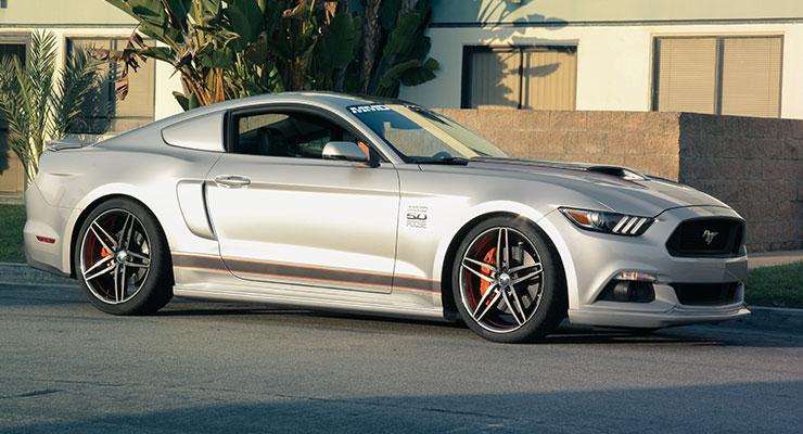 Foose 2015 Mustang GT