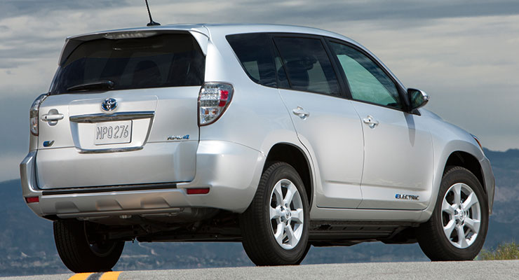 Electirc vehicles Reviews - Toyota RAV4 EV