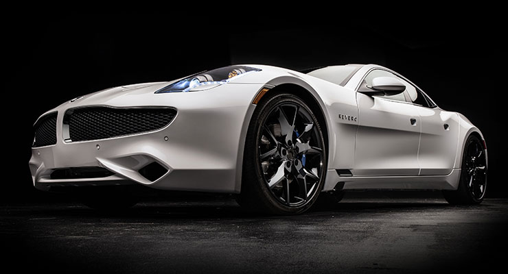Karma Automotive White