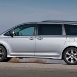 2011 Toyota Sienna - Family Friendly Cars Under $10,000