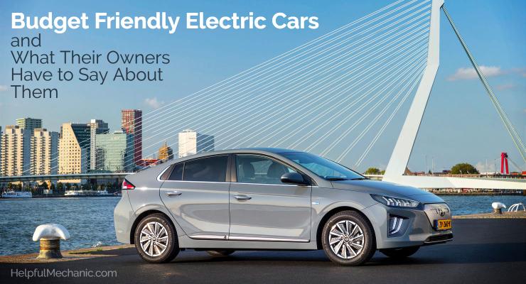 Review Hyundai Ioniq EV
