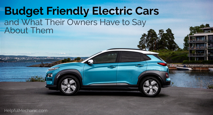 Review Hyundai Kona EV